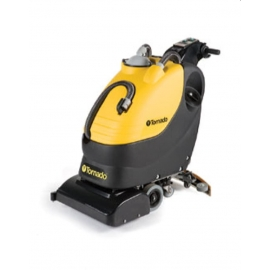 "Tornado BR18/11 Walk Behind Autoscrubber 18"" Cylindrical Brushes, With On Board Charger and Wet Low Acid Batteries, Complete - 99685"