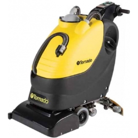 """Tornado BR22/14T Automatic Floor Scrubber 22"""" With Traction Drive, On Board Charger 24V, 2ea 12V 195 AH Wet Acid Batteries, Complete - 99695T"""
