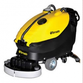 "Tornado BD26/26 Autoscrubber 26"" Traction Driven, With Pad Drivers, Standard Charger and Lead Acid Batteries - 997266"