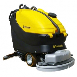 Tornado BD 32/26 Traction Auto Scrubber Complete With 230 AH AGM Batteries & Charger - 99732CG
