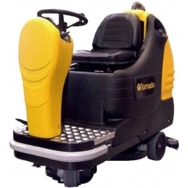 "Tornado BD26/27 Ride-On Automatic Scrubber 26"" 234 AH AGM Batteries (Two each included) - 99772CG"