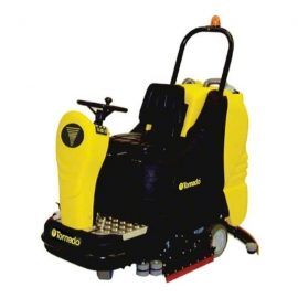 """Tornado BR33/30 Ride On Automatic Scrubber 33"""" With Cylinderical Brushes, Complete - 99785"""