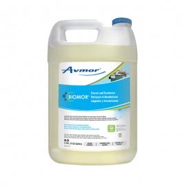 Avmor Biomor Cleaner & Deodorizer 3.78L - AVM2268277001 - 4/cs