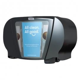 Cascades PRO Tandem x2S Horizontal Paper Dispensers Black - C272