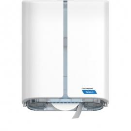 Cascades PRO Tandem Single JRT Paper Dispensers White - C383