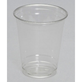 Genpak Crystal Choice 12 oz - 16 oz PET Plastic Cups - CH122050PE - 1000/cs