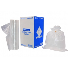 "RiteSource Produce Bags on Roll High-Density 12"" X 17"" - CRH1217"