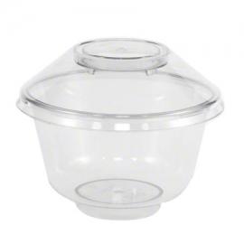 Darnel 3oz Venetian Clear Plastic Cups - D720300F - 600/cs