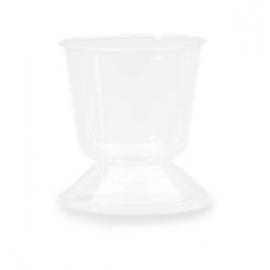 Darnel 5oz Venetian Clear Plastic Cups - D720500 - 500/cs