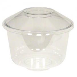 Darnel 12oz Venetian Clear Plastic Cups - D721200F - 600/cs