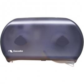 Cascades PRO Double JRT Toilet Paper Dispensers - DB12
