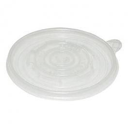 Eco Guardian Polyproylene Lid for Eco-Freindly Food Container 12-32oz - ECGEG-PPPS12LID - 500/cs