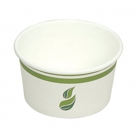 Eco Guardian Eco-Friendly Paper Food Container 12oz - ECGEGPPES12 - 500/cs