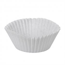 "Pactiv 4 oz Baking Cups 2"" x 1.75"" - FC200X450 - 500/tb 20tb/cs"