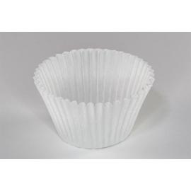 "Pactiv 4 oz Baking Cups 2"" x 1.75"" - FC200X550P5M - 500/tb 10tb/cs"