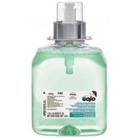 GOJO Luxury Foam Hair & Body Wash 1250ml Pack of 3 - GOJ516303 - 3/cs