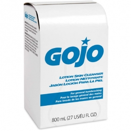 GOJO Lotion Skin Cleanser Soap Box 800ml - GOJ911212 - 12b x /cs