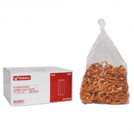 RiteSource 8LB Clear Polybags - GP8 - 500/bx