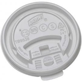 DIXIE Tear Tab Hot Cup Lid 8oz - GPPTB9538X - 1000/cs
