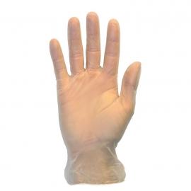 SafetyZone Vinyl Gloves Large Powder-Free - GVP9LGHH - 100/bx, 10bx/cs