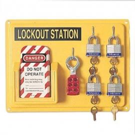 "Honeywell North Lockout Station 11"" x 14"" - LSE104F"