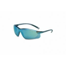 Willson Grey/Blue Mirror Safety Glasses CSA Approved - LTP043A703
