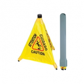 Safety Pop Up Sign with Holder English/French - MPCWFP9030