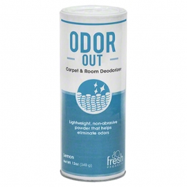 Odor Out Rug & Room Deodorant Lemon Scented 12oz - OOF012I048M22 - 12oz/cn