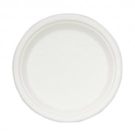 "RiteEarth 9"" Bagasse Round Plates - P090 - 500/cs"