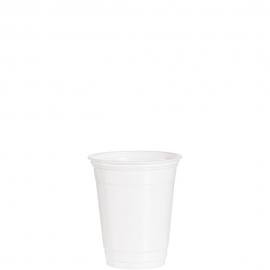 Dart Solo White 14 oz Party Plastic Cups - P12SW - 1000/cs