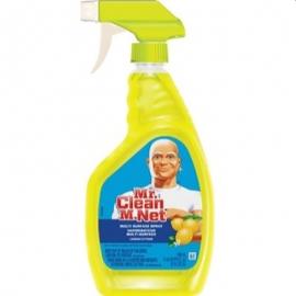 Mr. Clean Multisurface Cleaner 946ml Lemon Scented - PG97337 - 12/cs