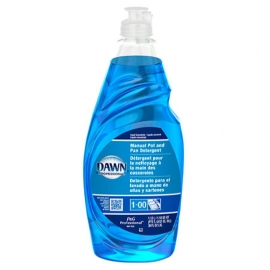Dawn Ultra Original Dish Soap 236ml - PG97405 - 18/cs
