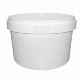 4.5L Plastic Pail with Handle - PR45-SK - 760/sk