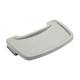 Rubbermaid Tray for High Chair Child Care Tables& Dispensers With Microban - RCP781588 - Each