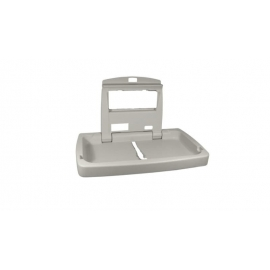Rubbermaid Baby Changing Station Horizontal Child Care Tables& Dispensers - RCPFG781888LPLAT - Each