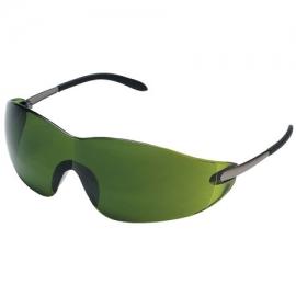 Blackjack Safety Glasses, Filter 3.0 Green Lens ANSI Z87 - S21130