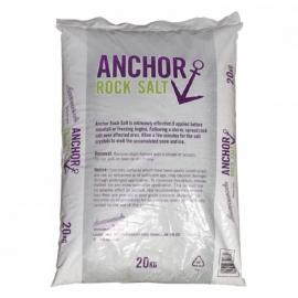 Vision Anchor Rock Salt 20kg - S35063