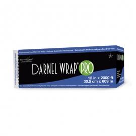 Darnel 12in x 2000ft All Purpose Food Film Cutter Box - SDPJ12-2000F - 2000ft/rl