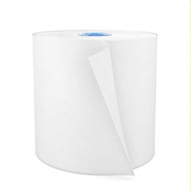 Cascades PRO Tandem White Roll Hand Towels 1050ft - T220 - 6rl/cs