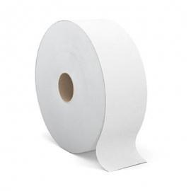 Cascades PRO Tandem 2 ply JRT White Toilet Tissue 1400ft - T260 - 6rl/cs