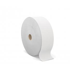 Cascades PRO Tandem 2 ply JRT White Toilet Tissue 1250ft - T320 - 6rl/cs