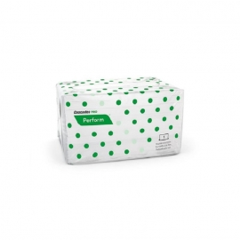 Cascades PRO ServOne White Dispenser Napkins 188/pk - T400 - 32pk/cs