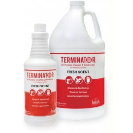 Terminator Surface Cleaner and Deodorizer 4L - TERMGF000I004M67 - 4lt/jg