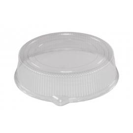 Pactiv Low Oval Dome Lid fits TV7304 - TV7930P - 25/cs