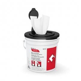 Cascades PRO Flex Dry Wiper Bucket Wipers 110 Sheets - W010 - 5rl/cs