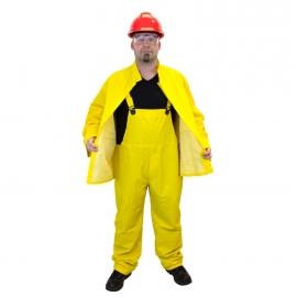 3pc PVC Rainsuit 2X-Large - W335PP2X