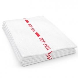 "Cascades PRO Busboy Heavy Foodservice White Hand Towels 12"" x 21"".25 Fold - W923"