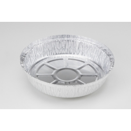 Pactiv Novelis 8in Round Foil Containers - Y52830 - 250/cs