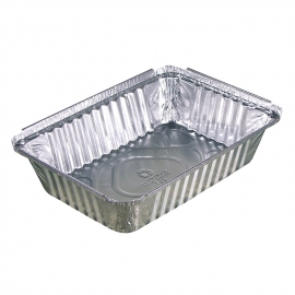 Pactiv 2.25lb Oblong Foil Containers - Y78830 - 400/cs