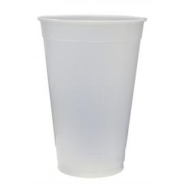 Pactiv 20 oz Translucent Plastic Cups - YC20 - 900/cs